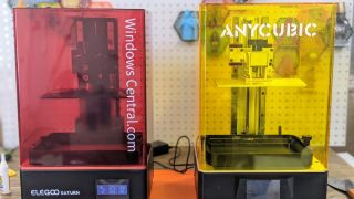 Best resin 3D printer