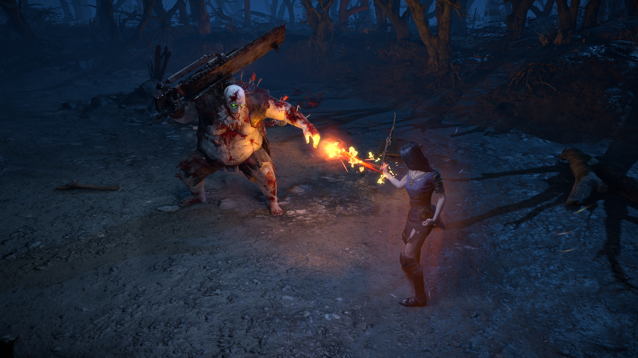 Path of Exile 2 reveals its gorgeous second act with a new trailer and 20-minute gameplay video