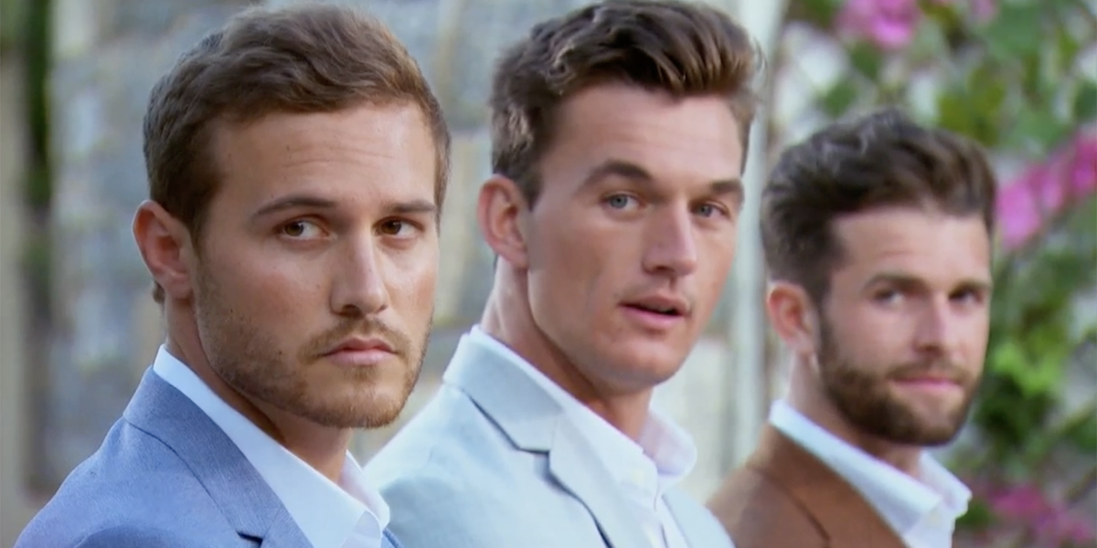 The Bachelorette finale Peter Tyler Jed ABC