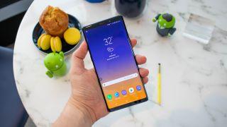 Samsung Galaxy Note 9 vs Samsung Galaxy S9 Plus | TechRadar
