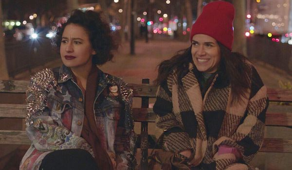 Ilana Glazer Abbi Jacobson Broad City Comedy Central