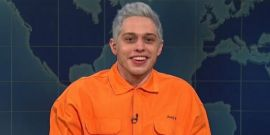 Pete Davidson Tries To End Ariana Grande Break-Up Ugliness On SNL