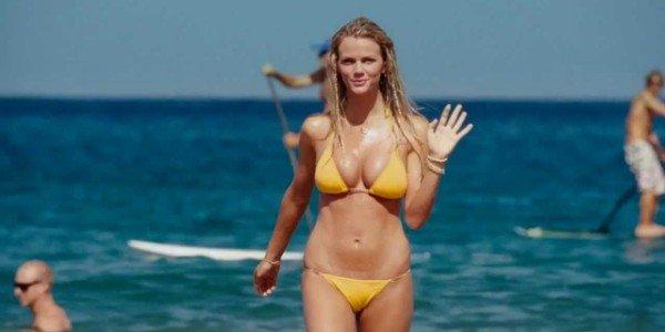 Brooklyn Decker in a Bikini in Adam Sandler movie