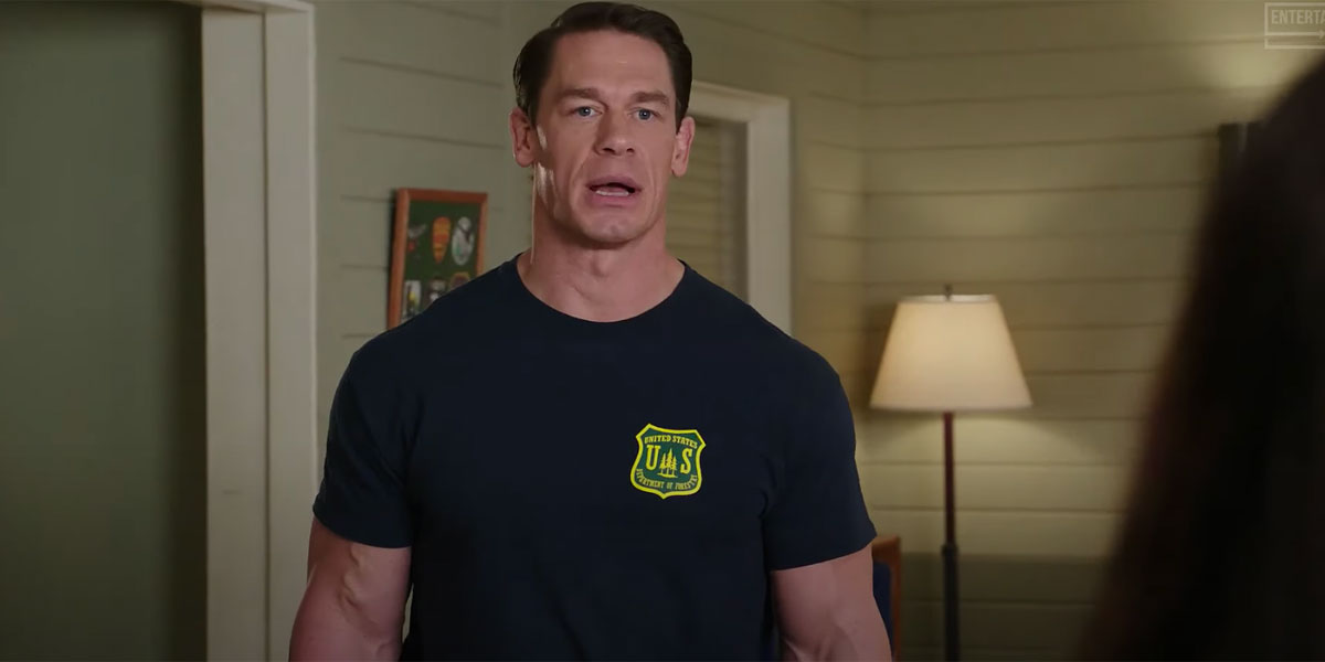 John Cena in Playing with Fire