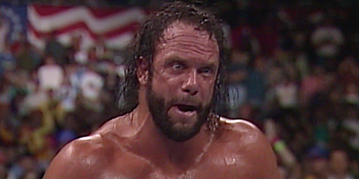 """""""Macho Man"""" Randy Savage at WrestleMania"""