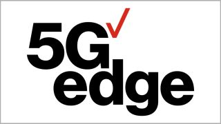 Verizon 5G Edge logo.