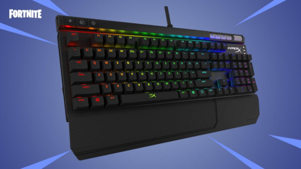 Best keyboard for Fortnite 2019 | PC Gamer