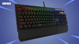 The best keyboard for Fortnite