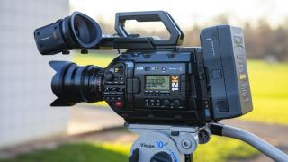 Blackmagic Design URSA Mini Pro 12K camera