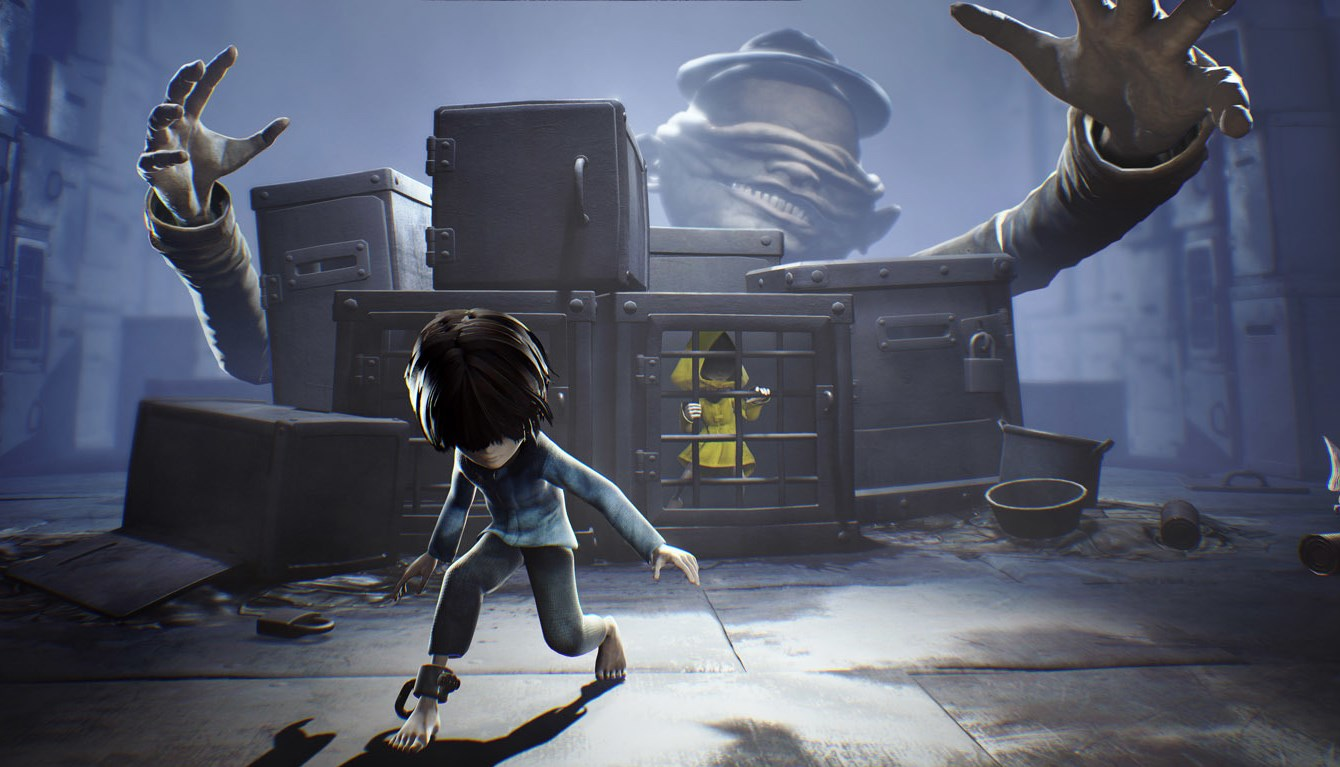 Image result for little nightmares the residence dlc review