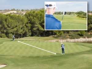 pre-shot routine tips for golf