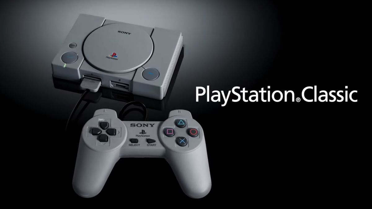 Get a PlayStation Classic for just $39.99, save $50, and bring back all the 90s feels