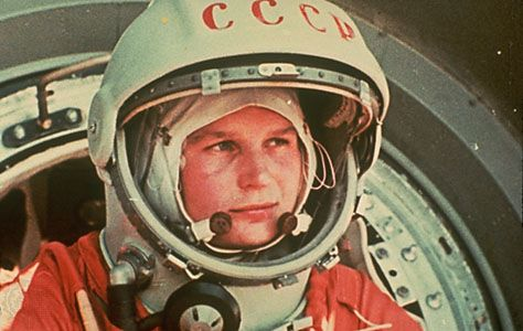 Valentina Tereshkova: First Woman in Space | Space