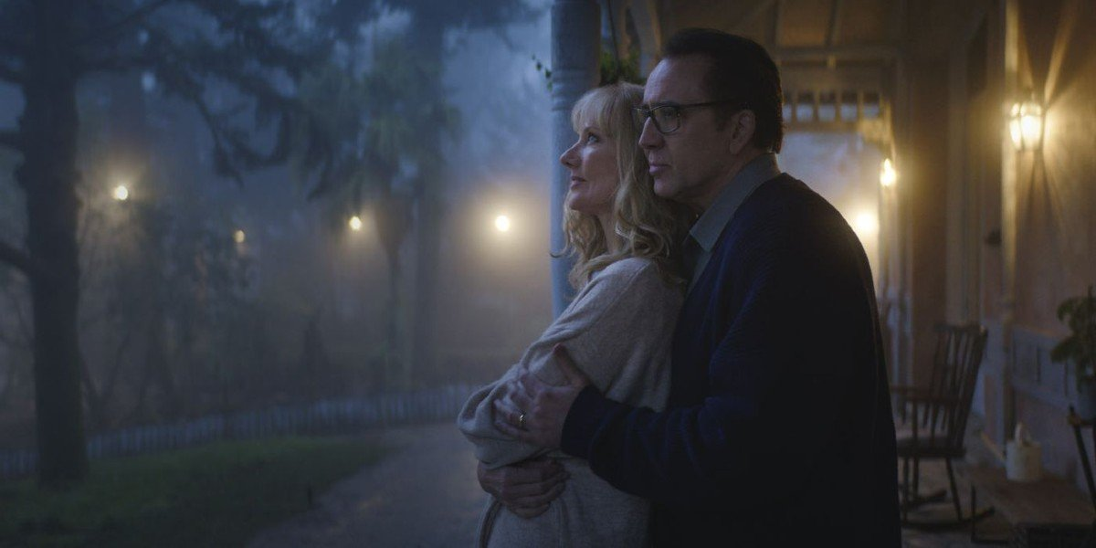 Joely Richardson, Nicolas Cage - Color Out Of Space