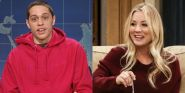 The Big Bang Theory's Kaley Cuoco And SNL's Pete Davidson Are Teaming Up For A Wild Rom-Com