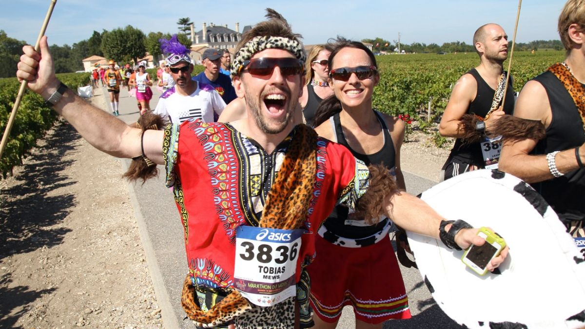 The world's weirdest running races: from donuts and wine to running with donkeys