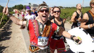 world's weirdest running races