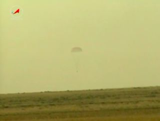 Space Station Crew Lands on Sept. 10, 2014