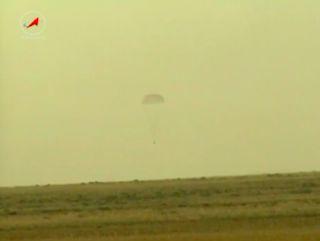 Space Station Crew Lands on Sept. 10, 2014