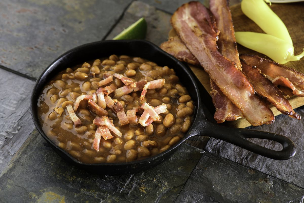 Try this homemade baked beans recipe