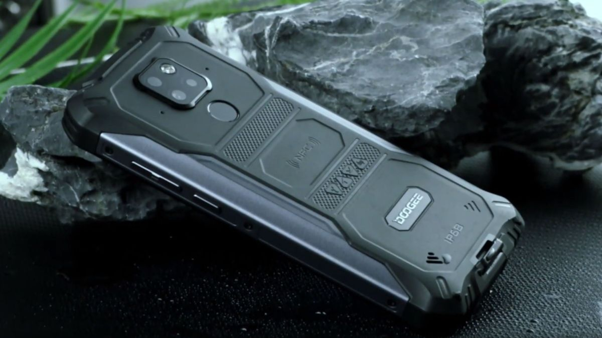 This is probably the best value rugged smartphone right now