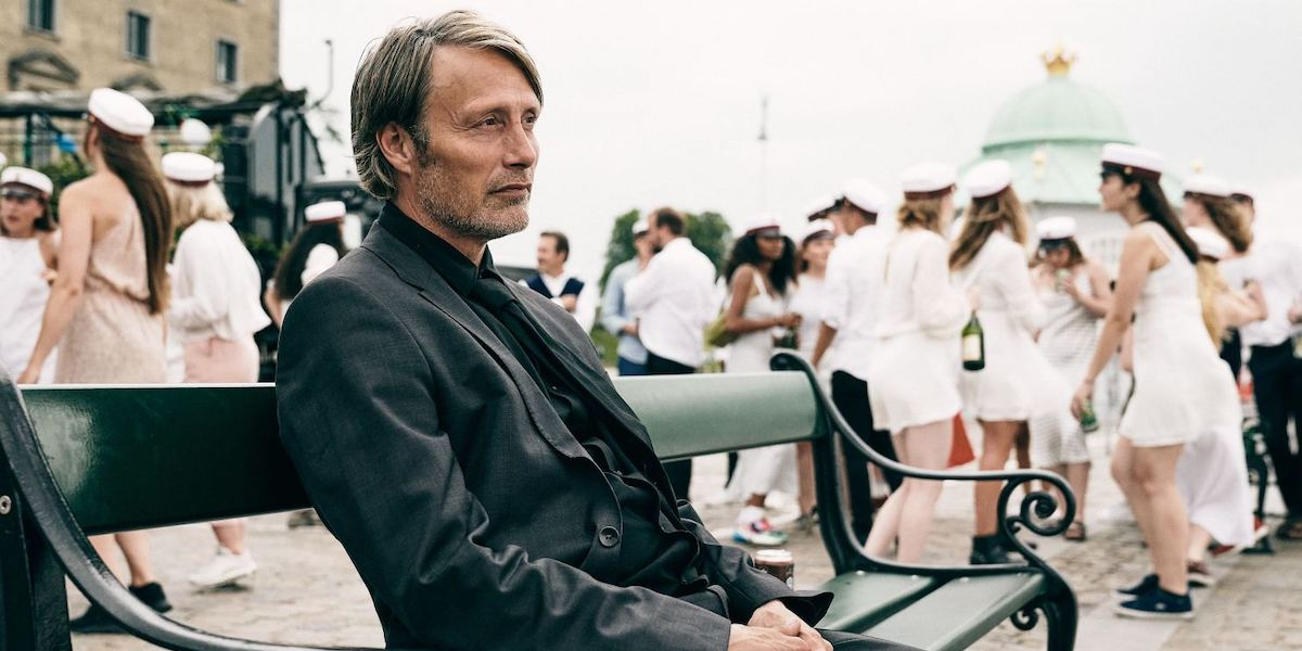 Mads Mikkelsen in Another Round