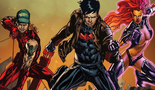Red Hood Arsenal The Outlaws