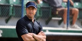 It Is About Time We Add Brad Pitt's Moneyball To The List Of Best Baseball Movies