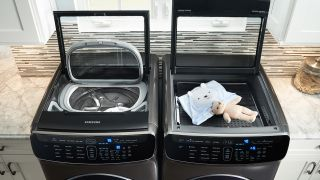 Samsung smart washer deal: Get 38% off this two-in-one washer