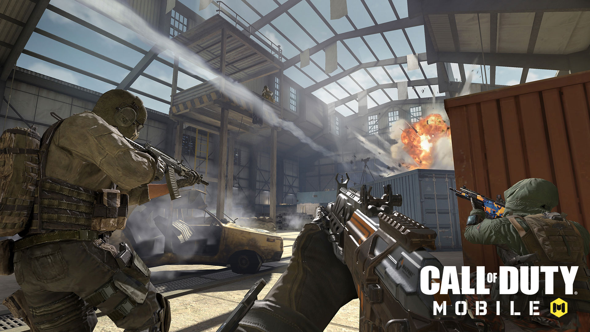 Call Of Duty Mobile Guide Loadouts Maps Modes Characters And