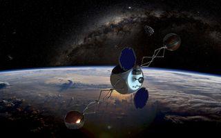 'Space Sweeper' Could Clean Up Orbital Debris