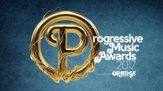 The Prog Awards logo