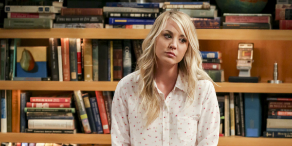 penny annoyed the big bang theory cbs