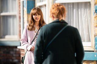 Coronation Street spoilers: Fiz Stape reveals her fears to Maria…