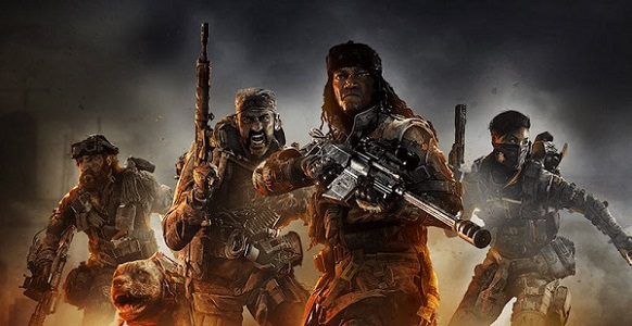 Soldiers ready for action Black Ops 4