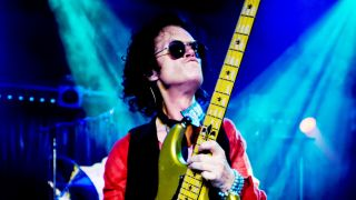 A picture of Glenn Hughes
