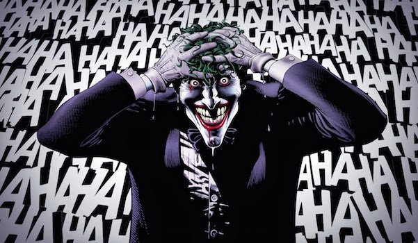 The Awesome Joker Tweets Mark Hamill Used To Announce His Killing Joke Casting