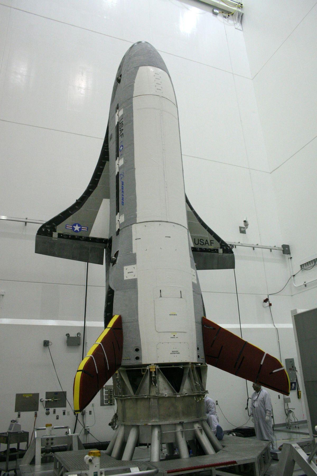 The US Military's Secretive X-37B Space Plane: 6 Surprising