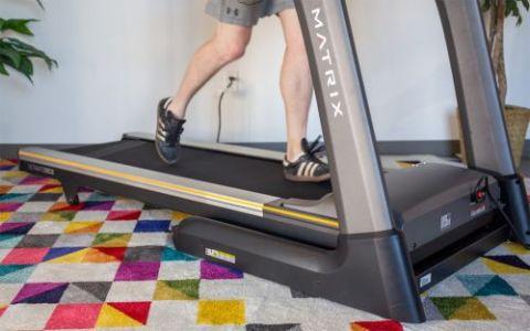 Matrix TF50 Treadmill XR review
