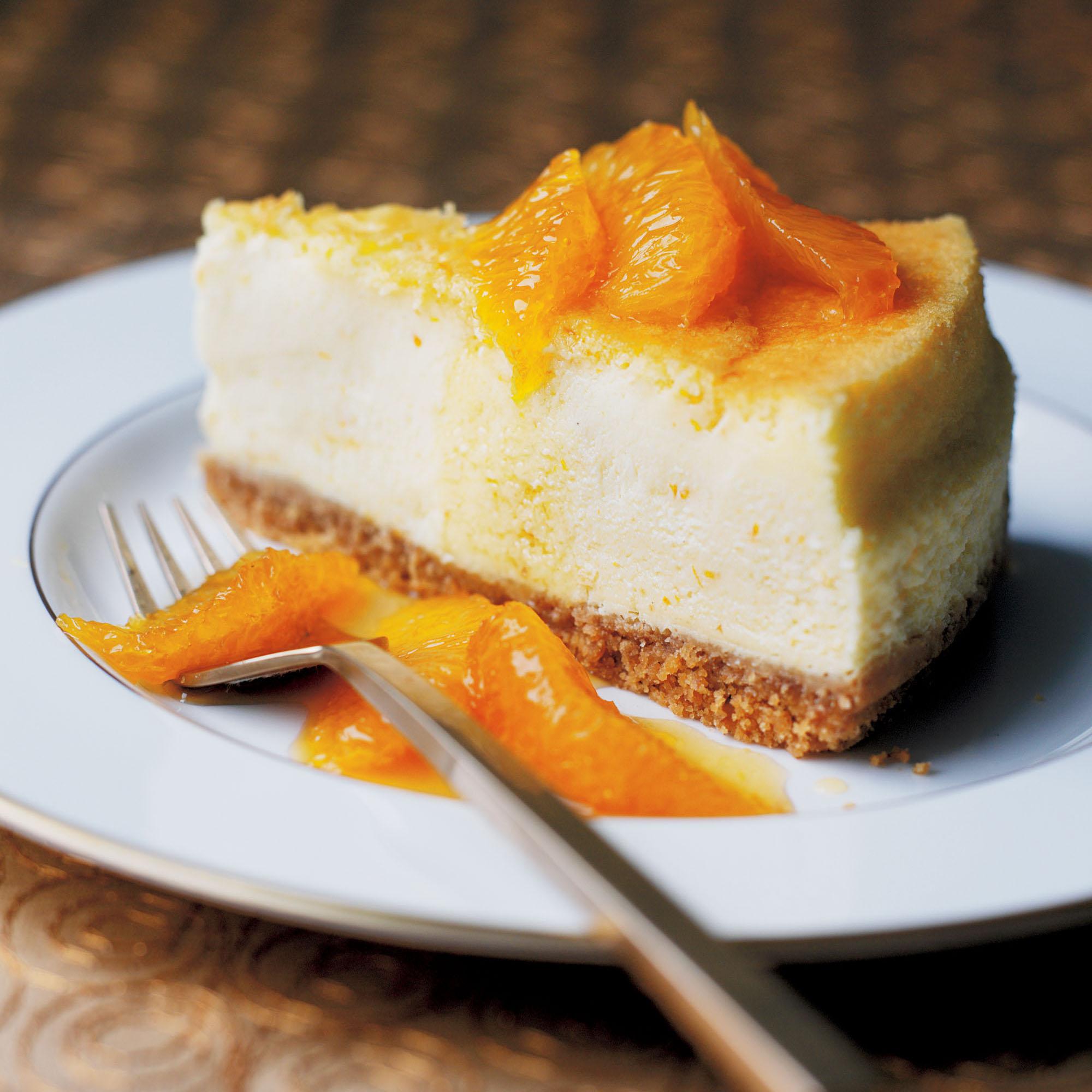 Plain Cheesecake Recipe New York Style
