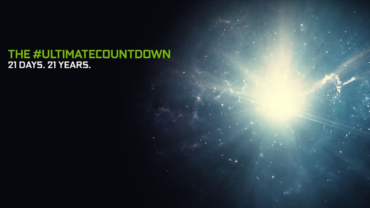 Nvidia teases an announcement in 21 days… it's got to be Ampere right? – PC Gamer AU