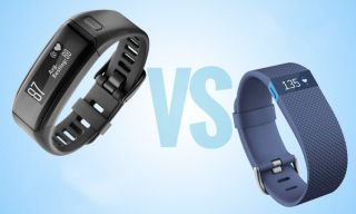 Garmin Vivosmart HR vs  Fitbit Charge HR: Why Garmin Wins