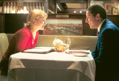 Punch Drunk Love - Emily Watson & Adam Sandler star in Paul Thomas Anderson's 2002 offbeat romantic comedy