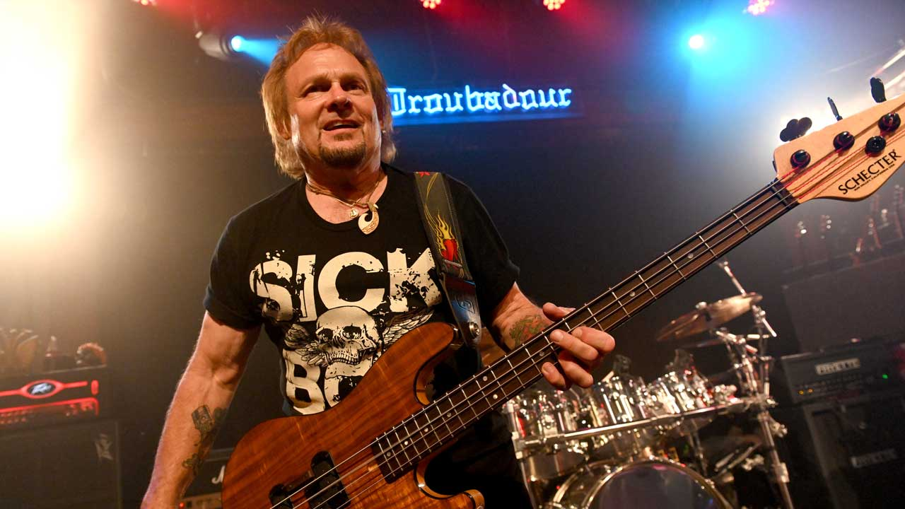 Michael Anthony: 'The plug got pulled on Van Halen reunion' | Louder