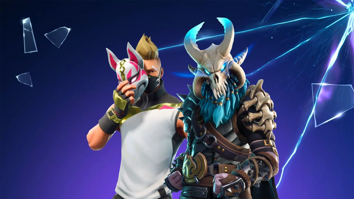 fortnite season 5 details major map changes new skins themes and more gamesradar - what was the first skin released in fortnite