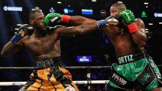 wilder vs ortiz 2 live stream boxing