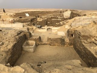 4,400 year-old tomb complex