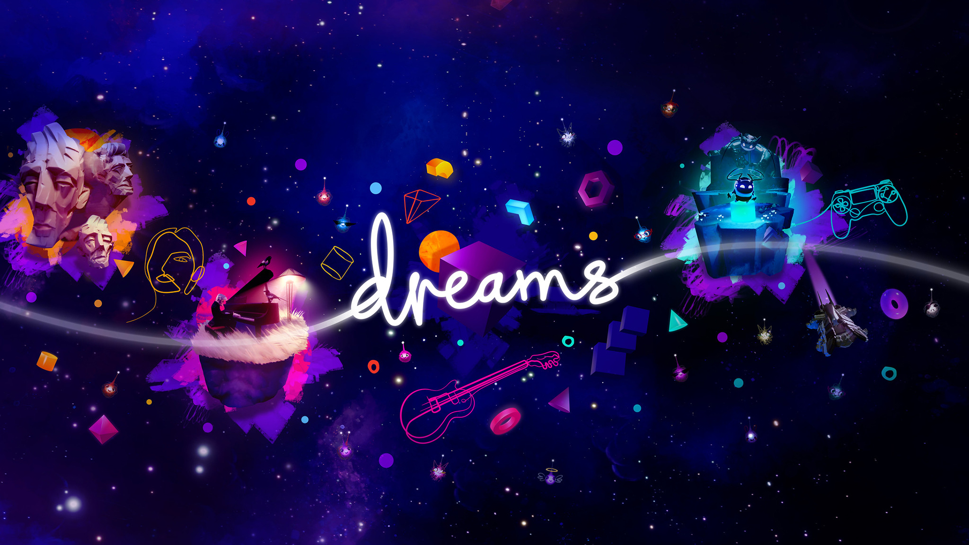 Dreams has officially gone gold ahead of its February release | GamesRadar+