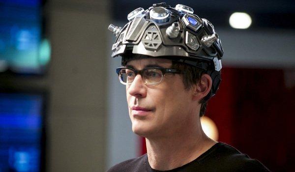 the flash season 4 harry thinking cap