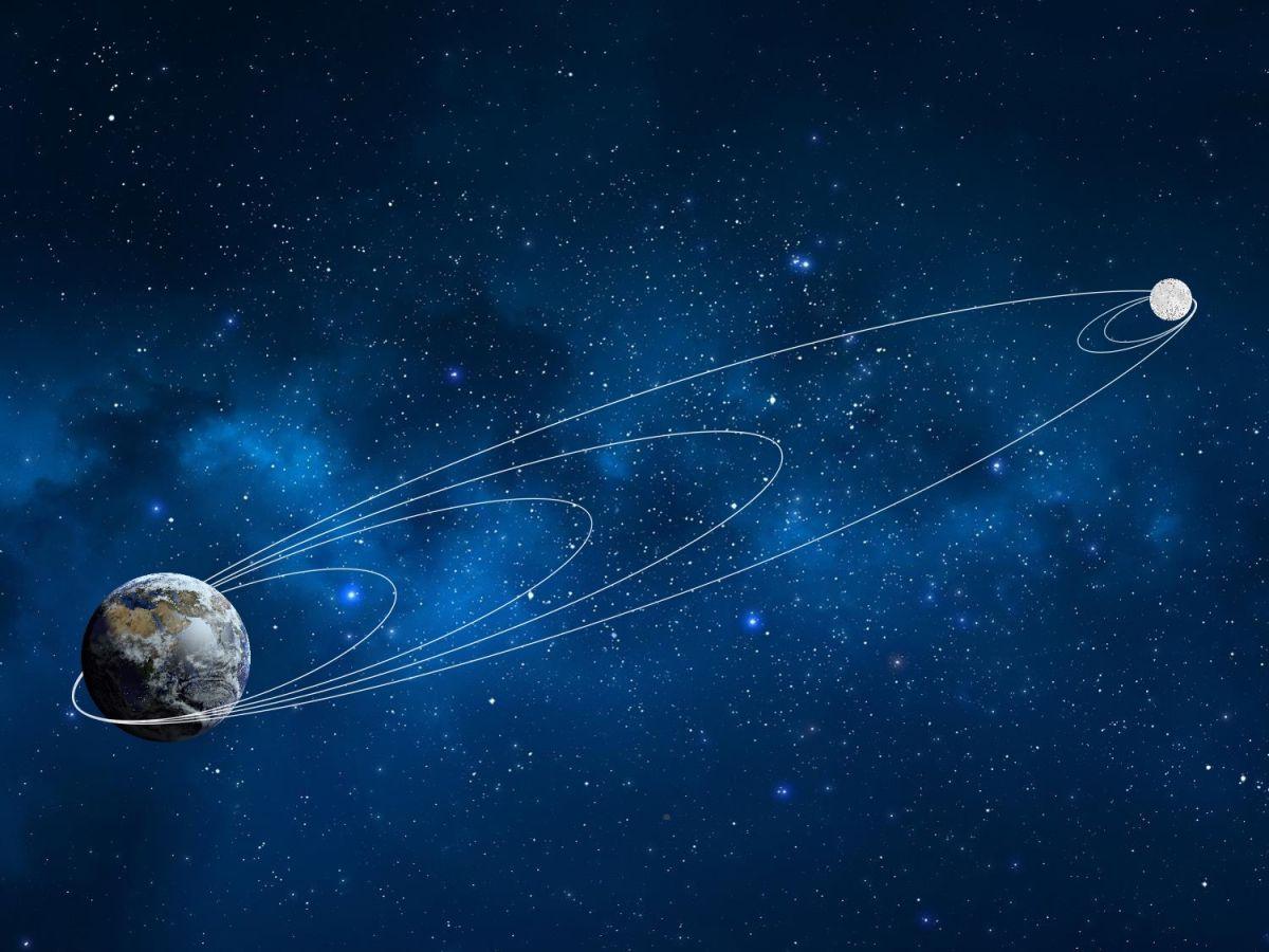 Israeli Lunar Lander on Course for the Moon After Latest Engine Firing
